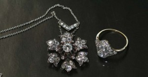 Antiker Diamantschmuck