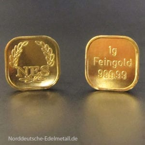 Gold Barren Super Feingold 99999 -1g-