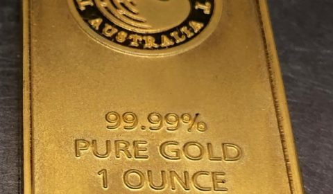 Perth Mint Fälschung Feinunze Gold