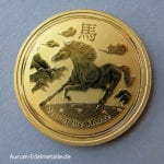 Australien-1-OZ-Gold-2014-Lunar-II-Year-of-the-Horse